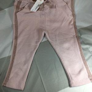 NWT Pink Sweat pants Gymboree